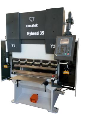 CNC Hydraulic Press Barkes